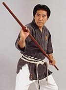 Kenyu Chinen, 9ème Dan.